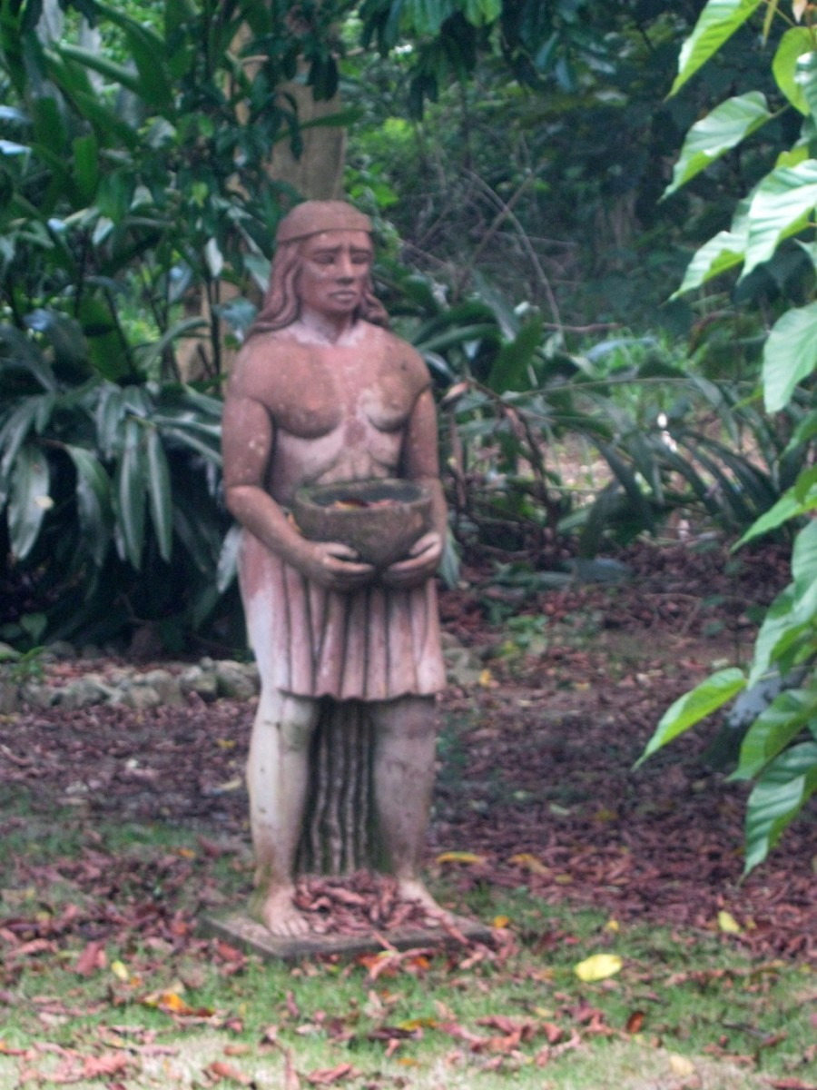 Taino Historic Sites In Puerto Rico