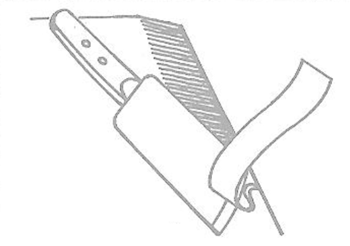 Figure 2: Skiving