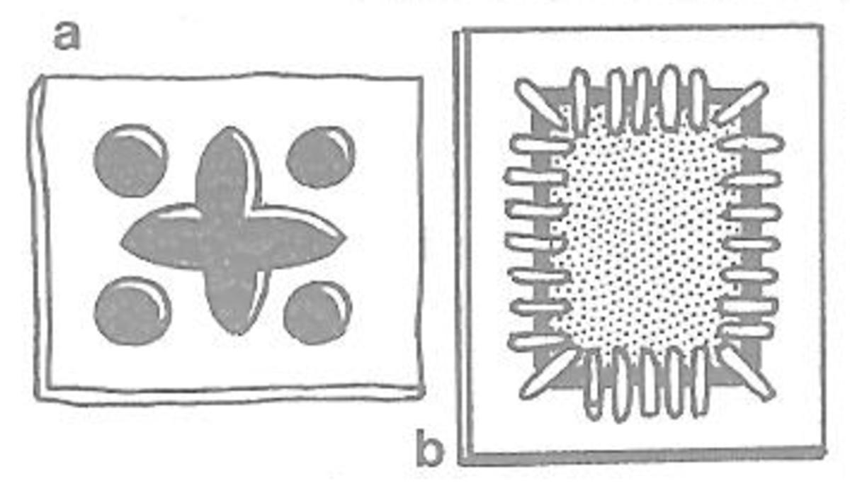 Figure 7: Cut-out Decorations