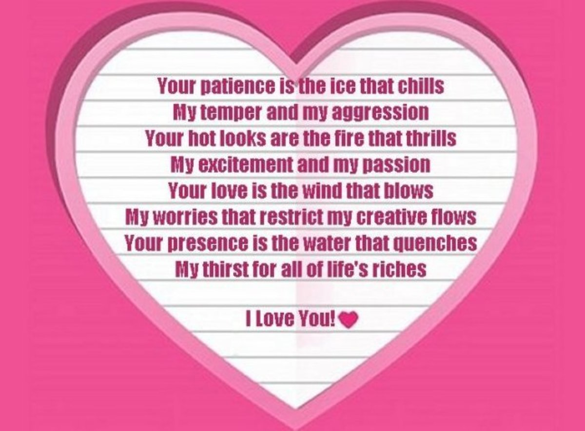 30+ Short Love Poems For My Wife – Pelfusion com
