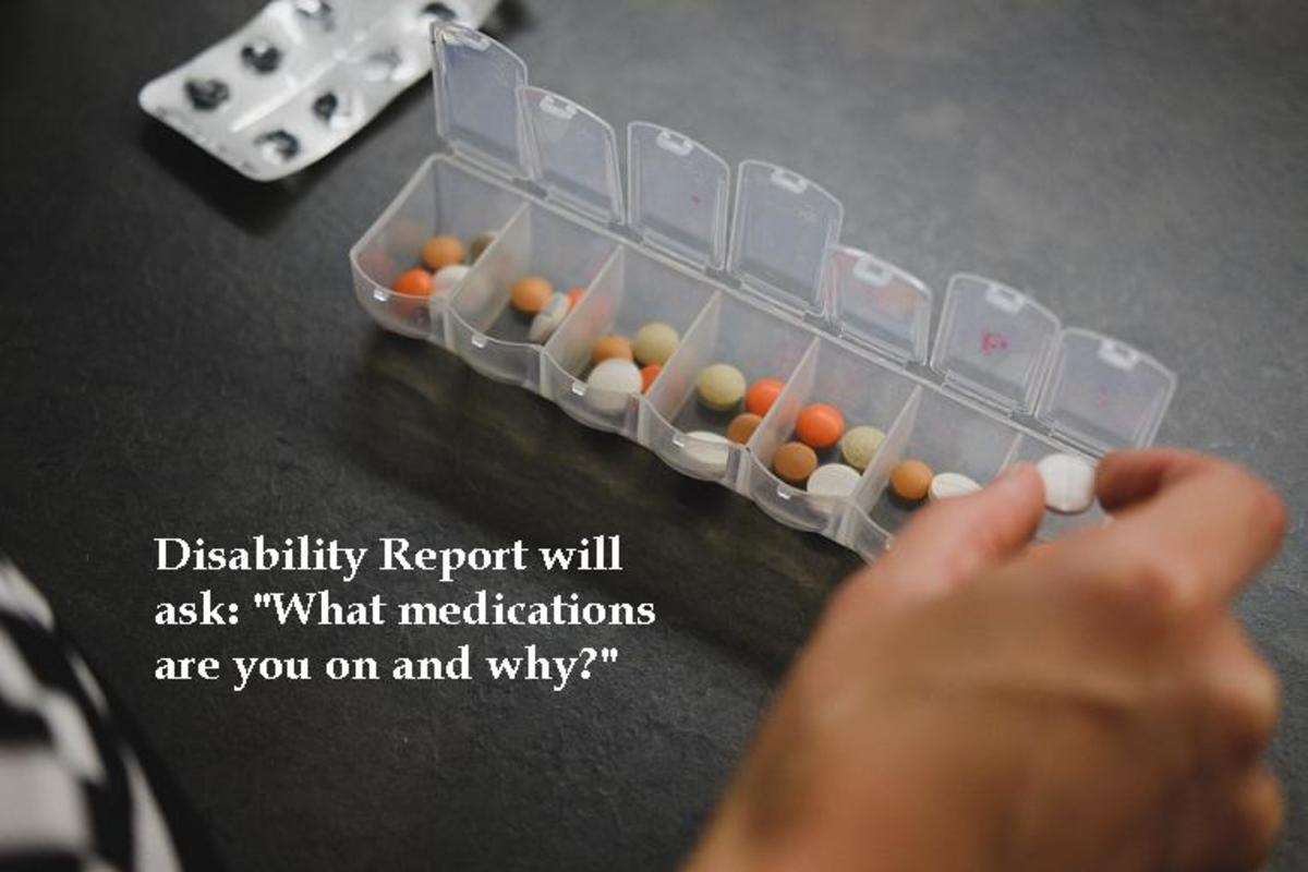 Answer any questions that the third party may have about your medications