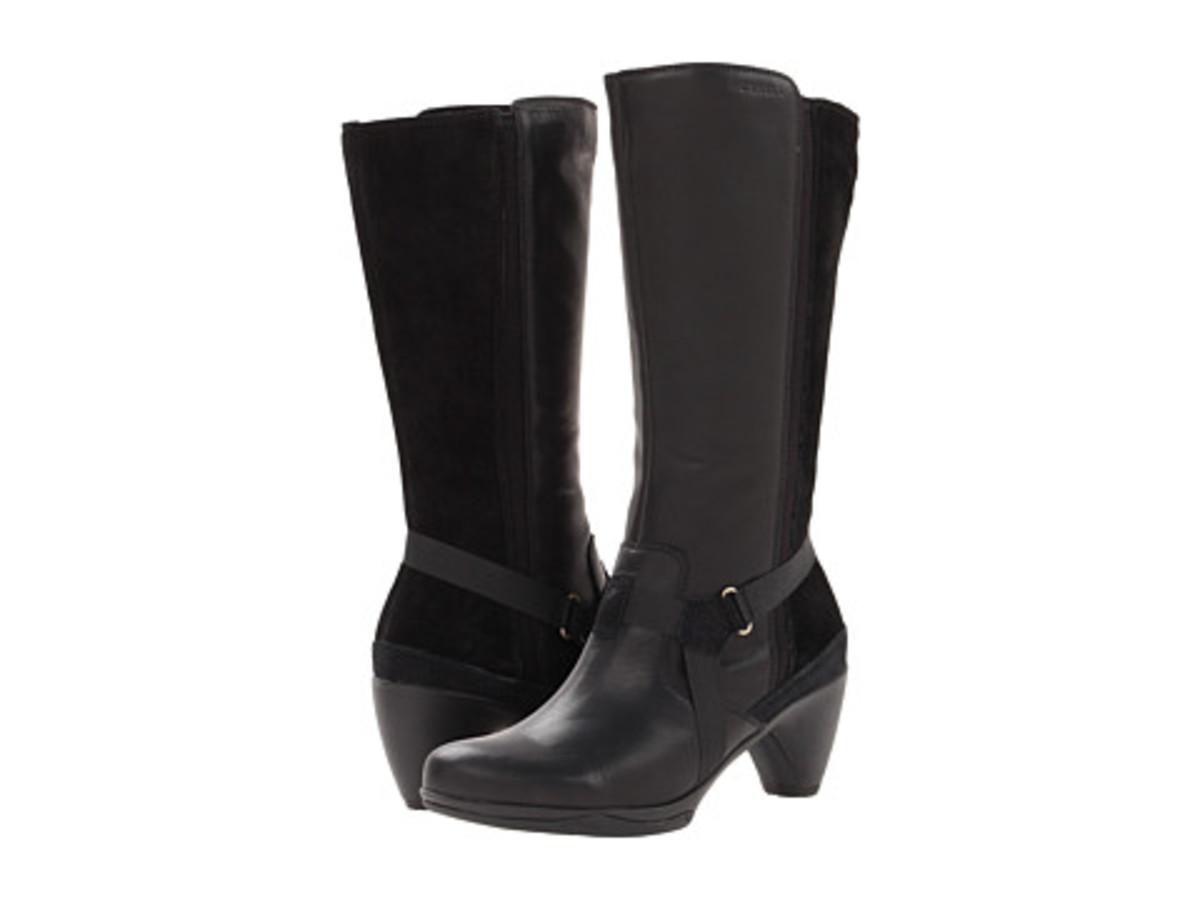 merrell small calf boots