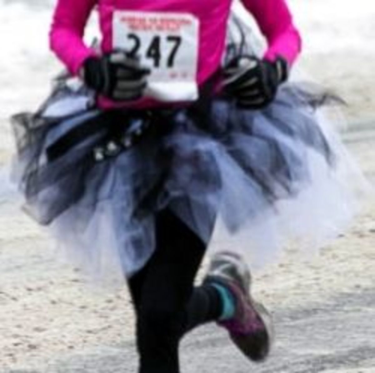 How to Make a Tutu Skirt for Running