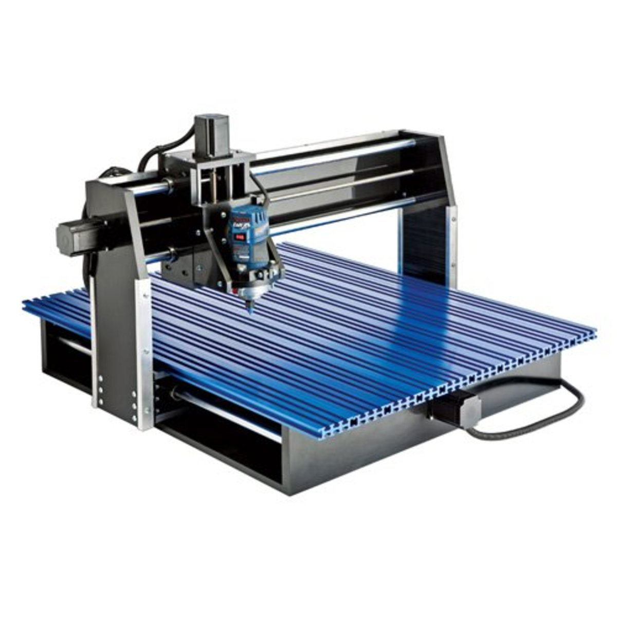 The Rockler CNC Shark Pro Plus Routing System is a great CNC machine option for the money you pay.