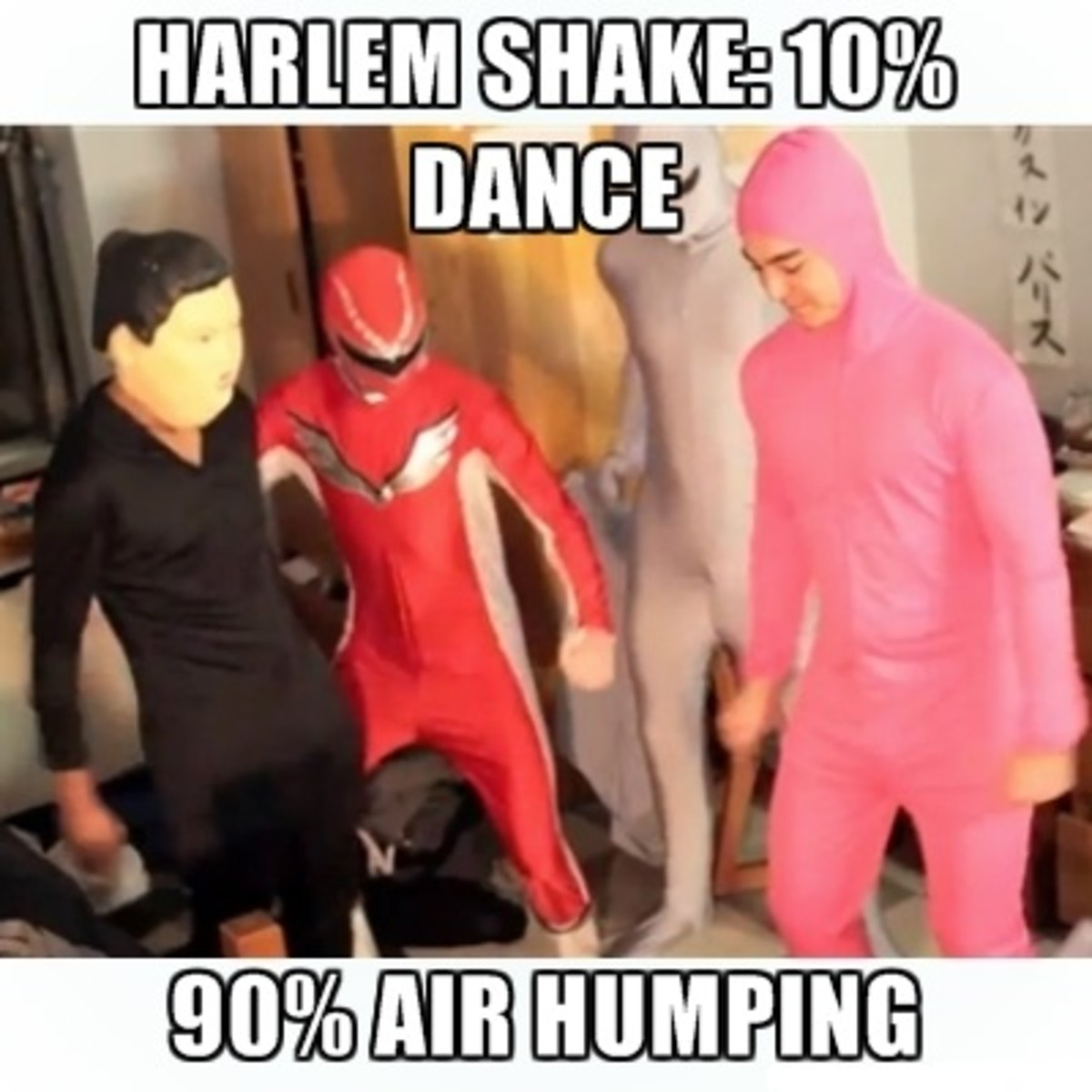 The Harlem Shake Bewitches the Modern Church