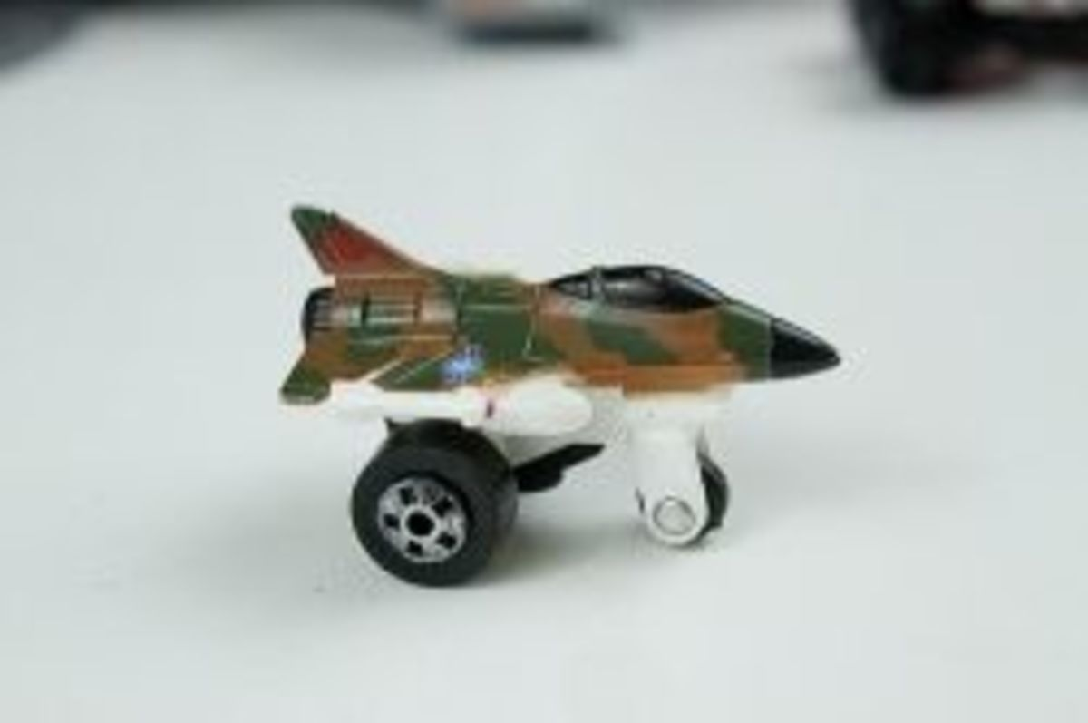 Can You Still Buy Micro Machines? | HubPages