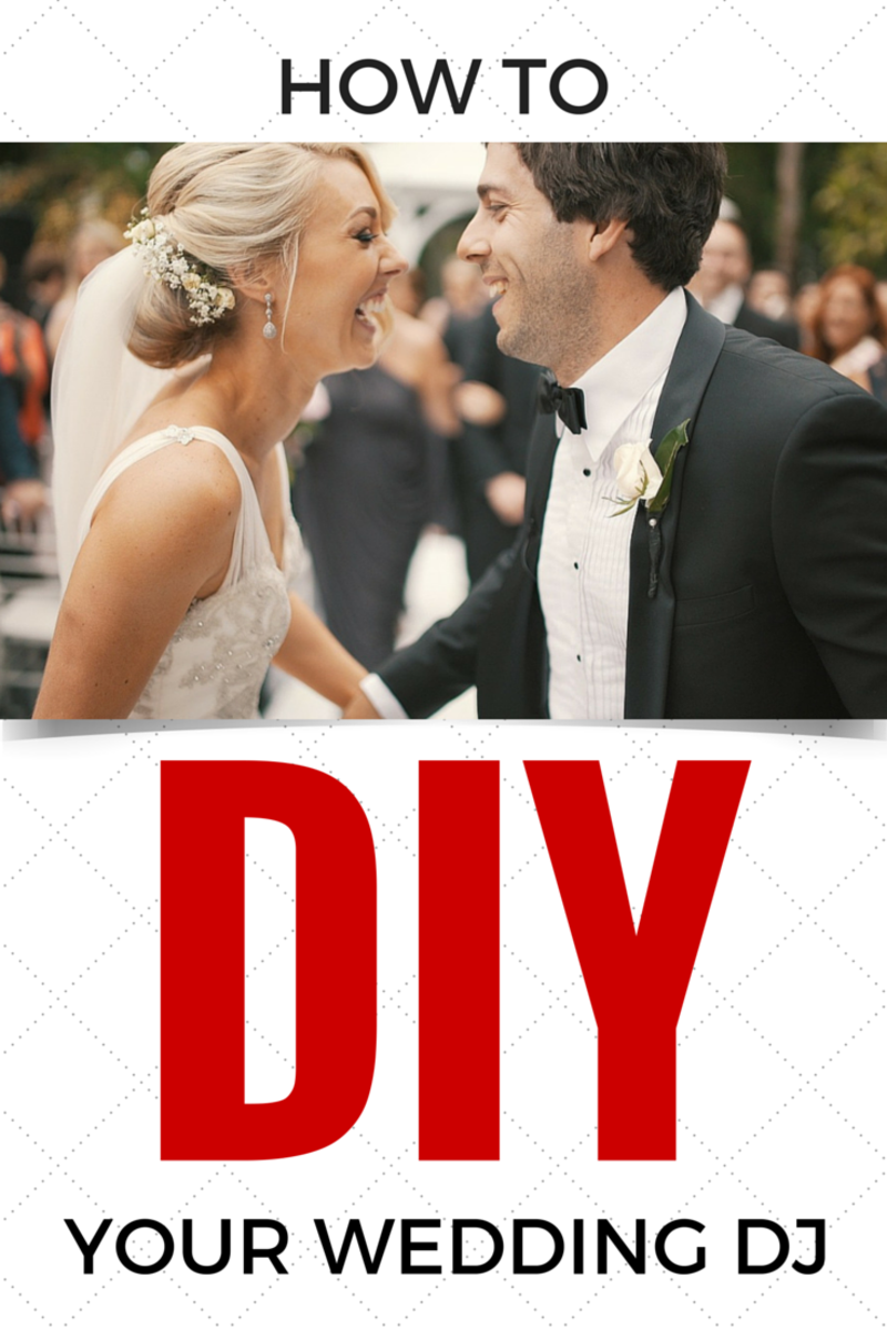 How to DIY Your Wedding DJ