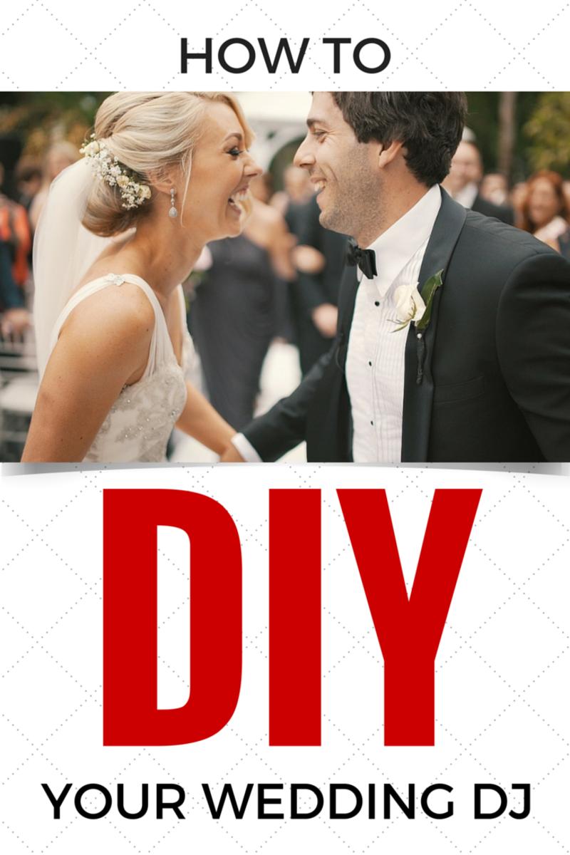 How To DIY Your Wedding DJ