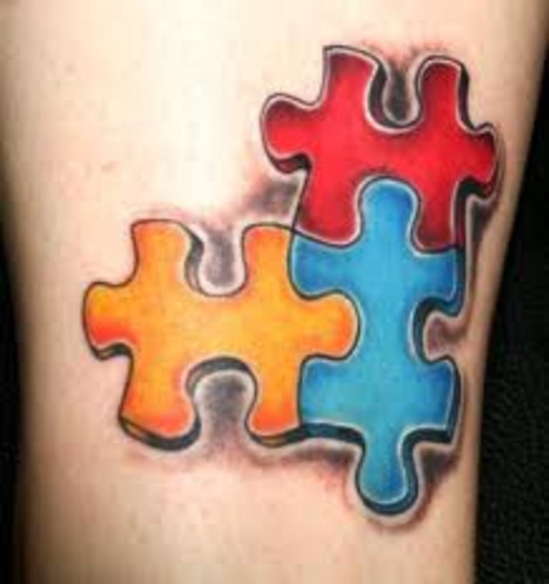 Autism Tattoos And Designs Autism Tattoo Meanings And Ideas Autistic