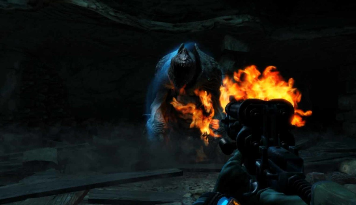 Metro Last Light Through Hell Mission