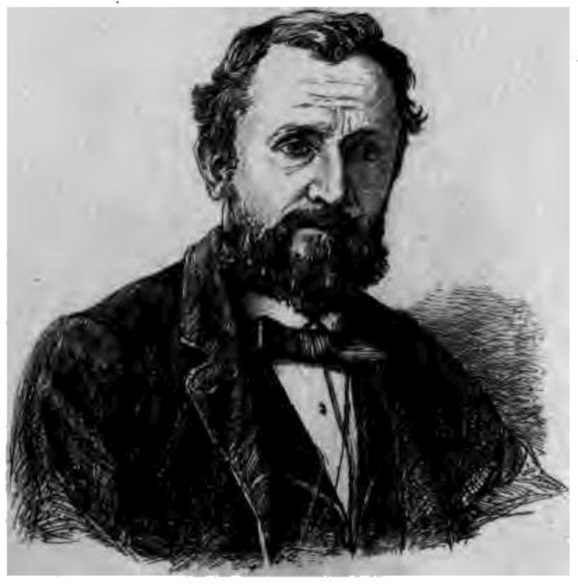 Portrait of James Thomson