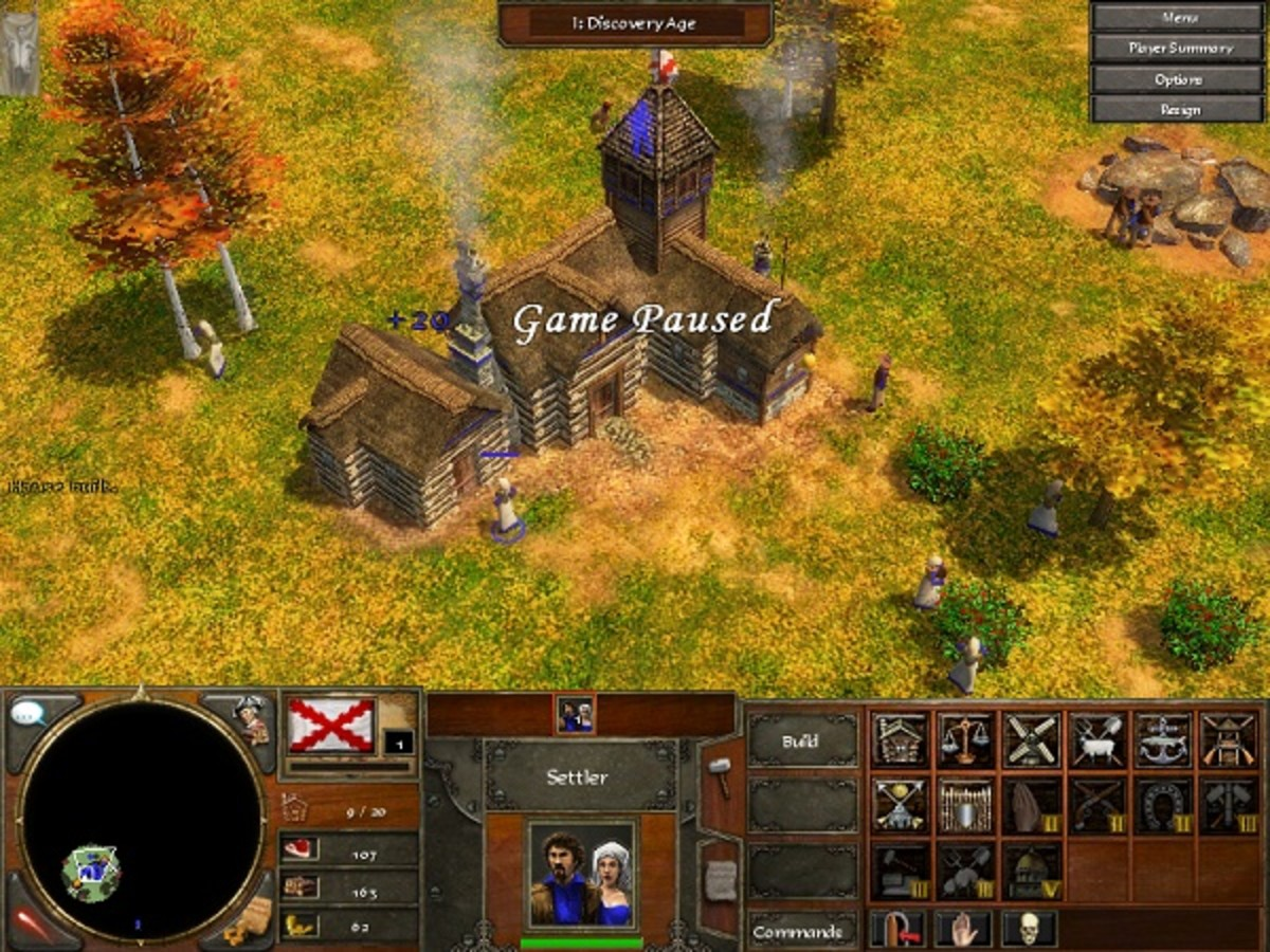 Age of Empires 4 release date information