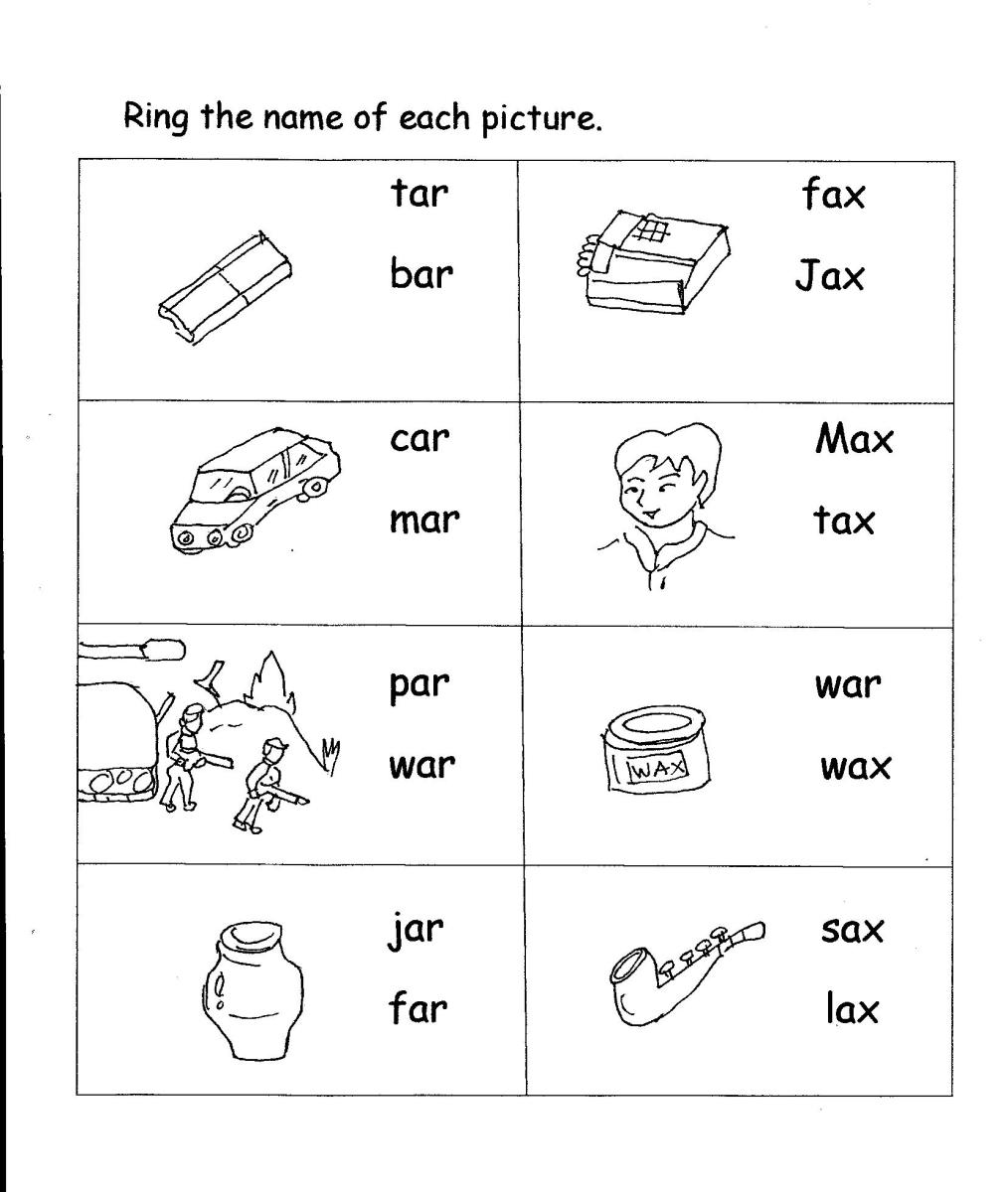 math worksheet : how to teach cvc words to young kids : Kindergarten Cvc Worksheets