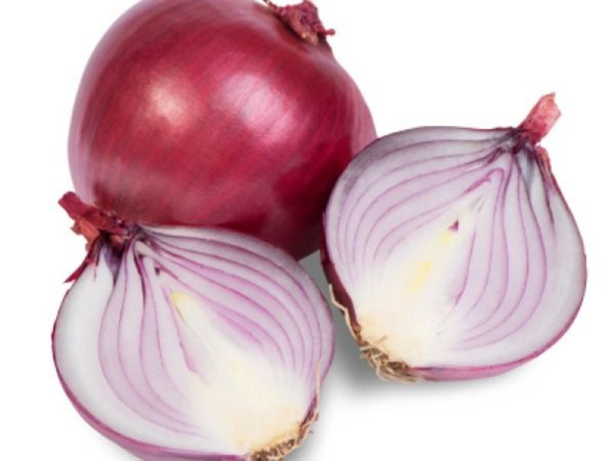 Onion Juice is a traditional remedy for hair