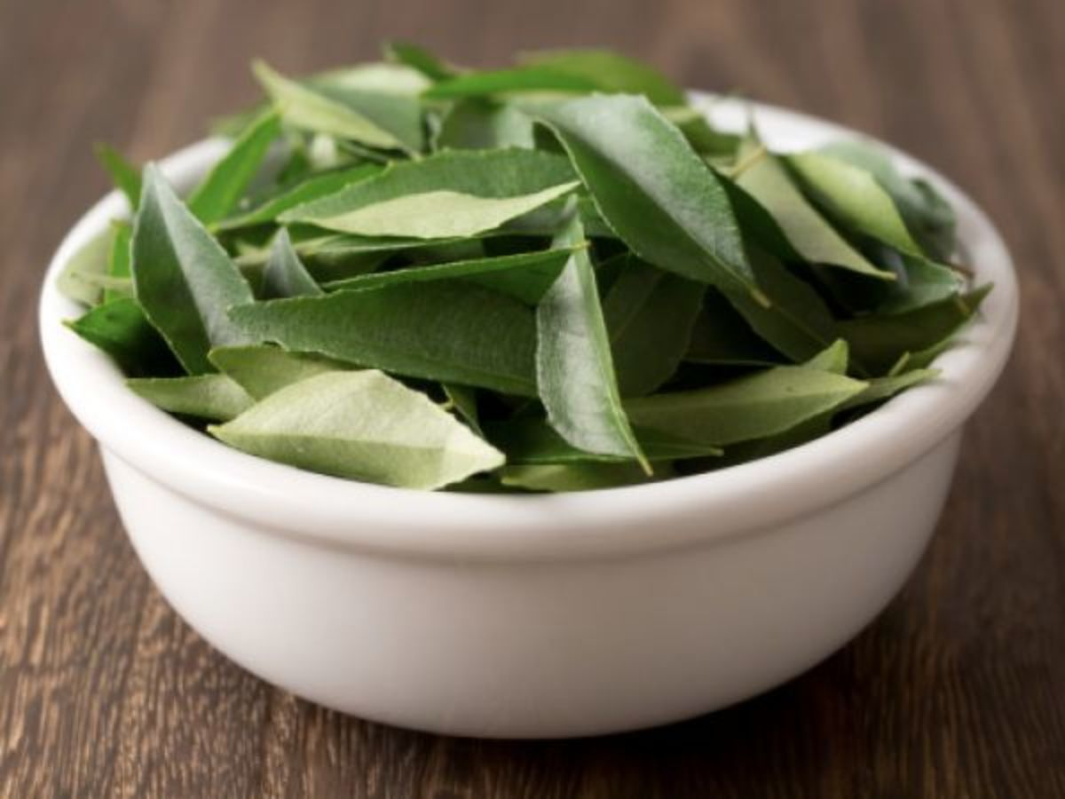 Curry Leaves for Hair Growth