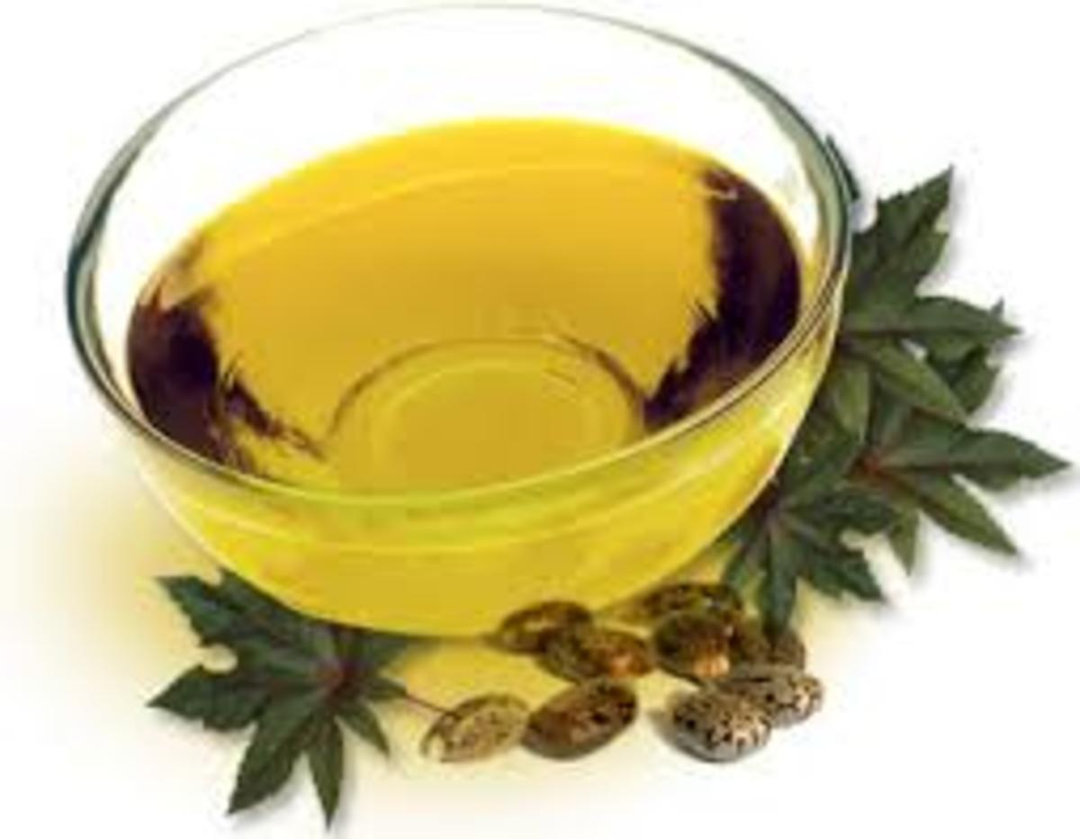 Castor Oil for Hair Growth and Shine