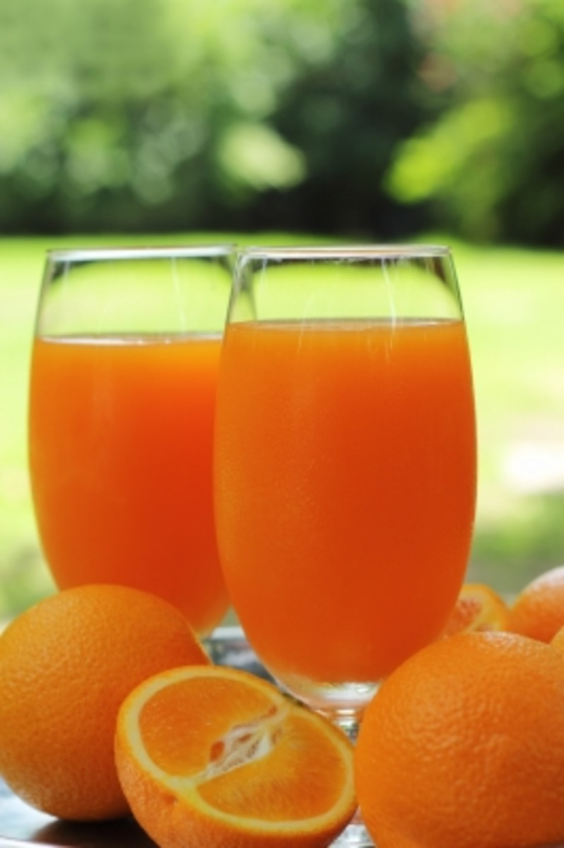 Nutritional Benefits of Oranges: Orange juice is an energy boosting power-punch drink, perfect to start your day.