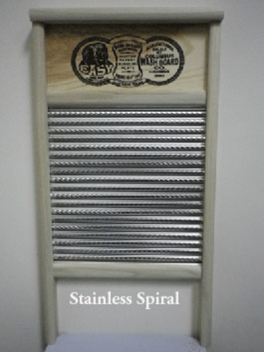 New Stainless Washboard