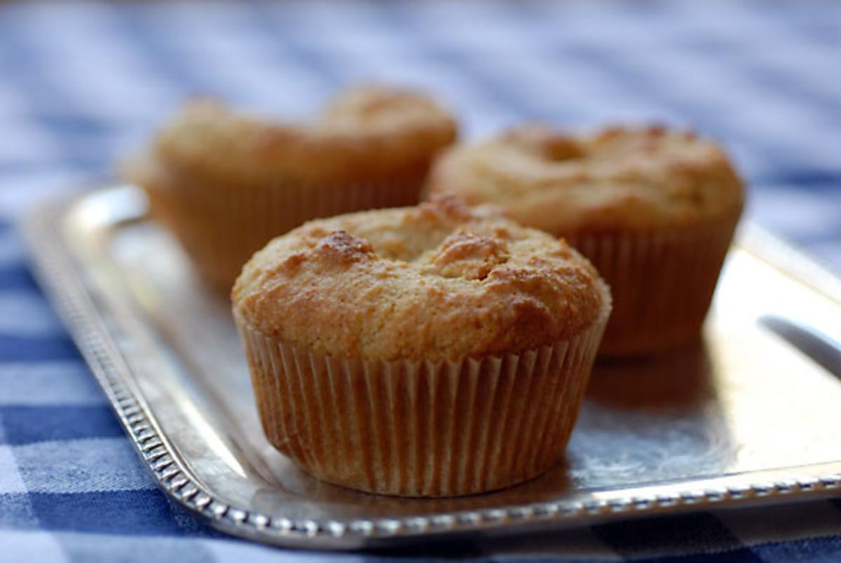 Fabulous Almond Flour Muffins