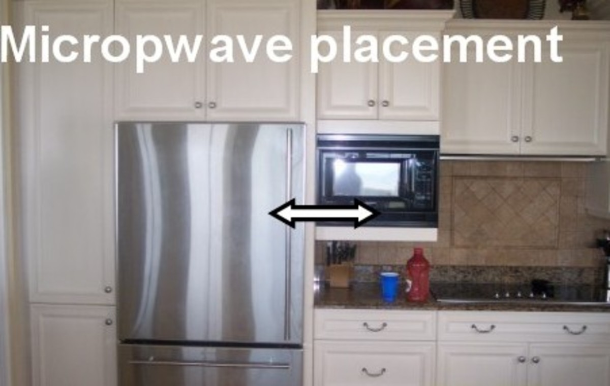 Standard Height For Kitchen Cabinets Above Counter