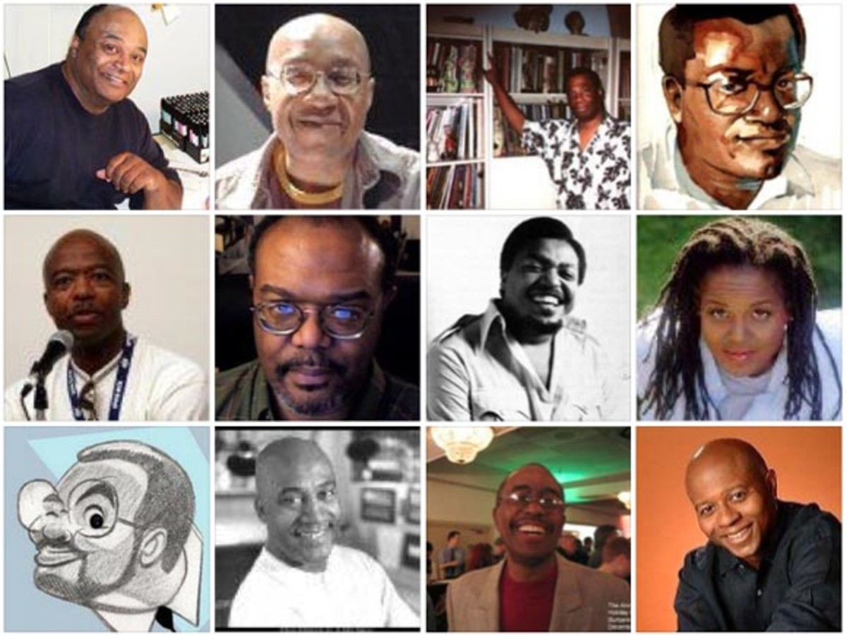 African-American Animators