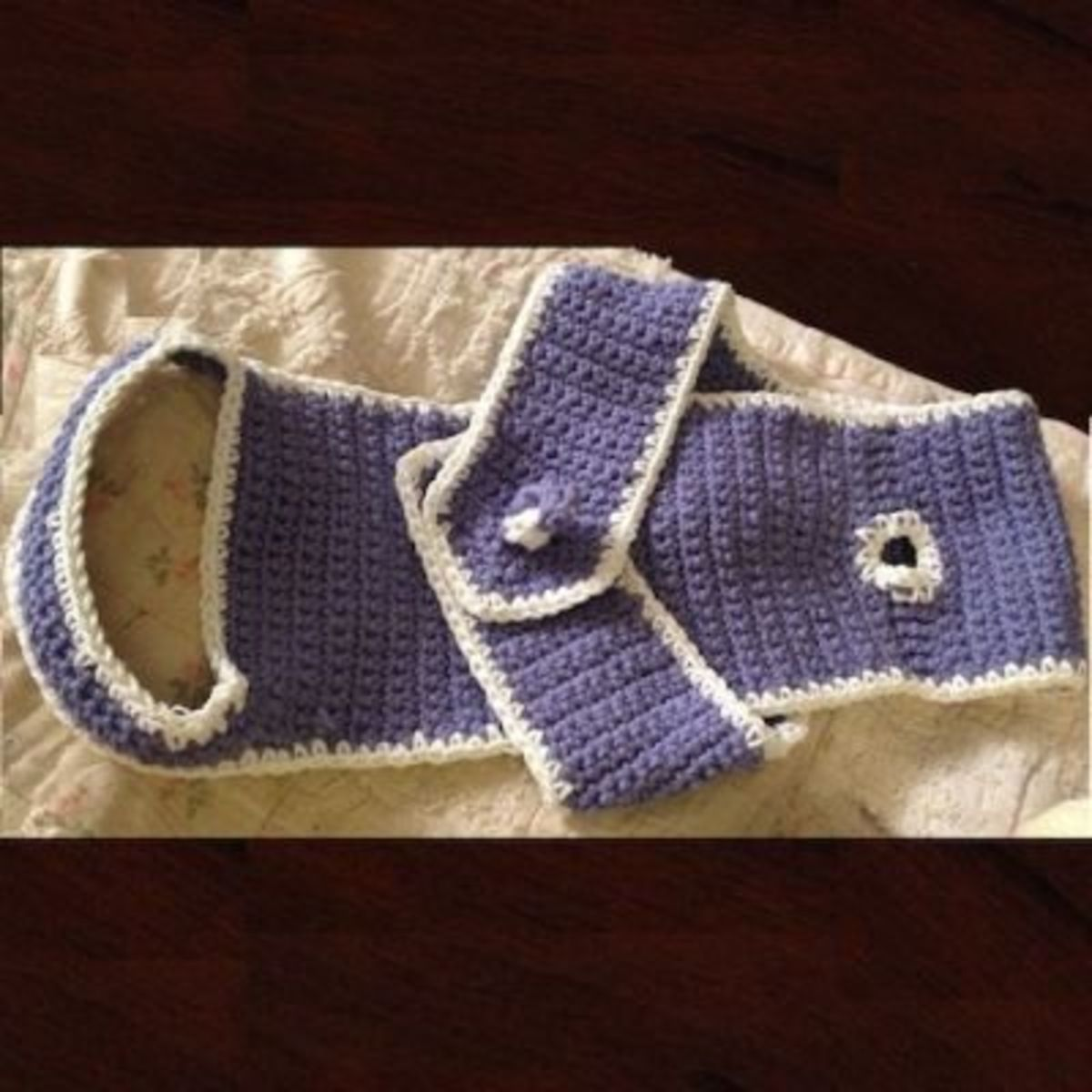 Make Yours To Your Dog's Exact Size With My Easy Custom Fit Instructions!