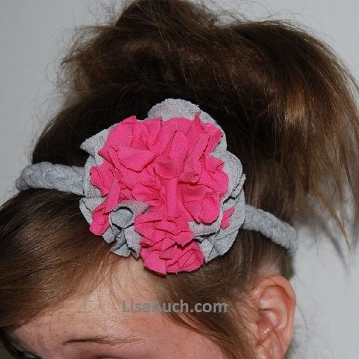 Make your own fabric headbands