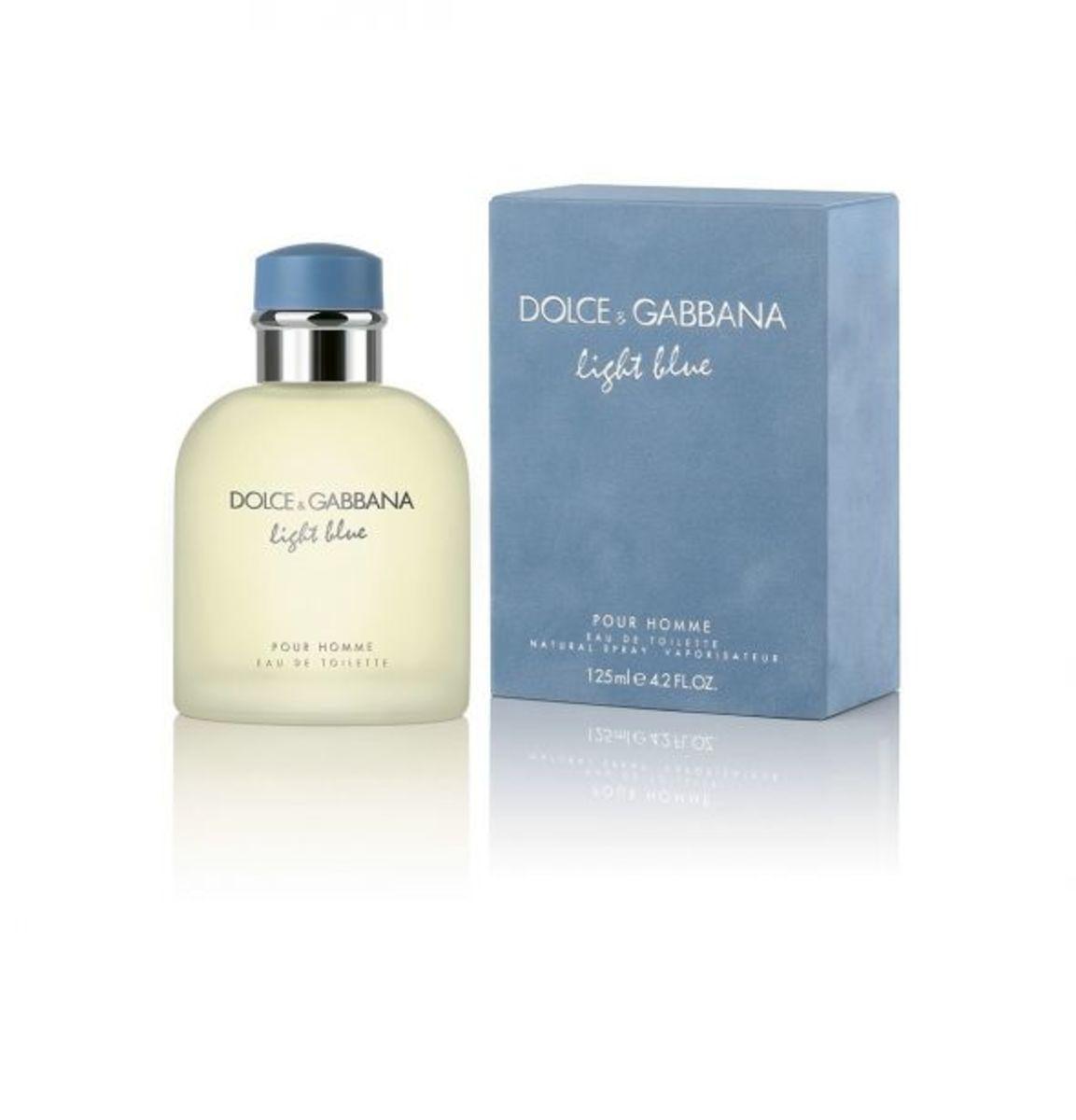Dolce & Gabbana Light Blue Pour Homme
