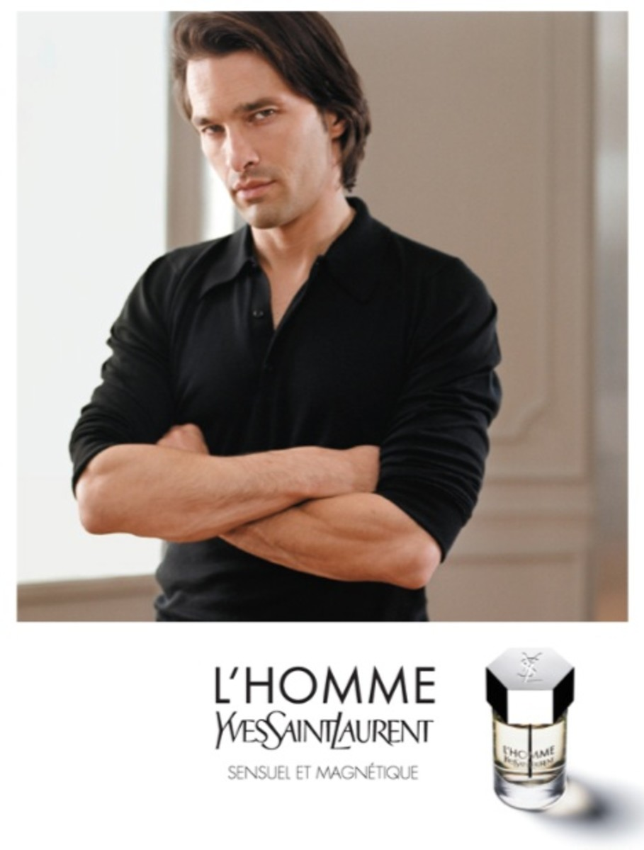Yves Saint Laurent L'homme (2006)