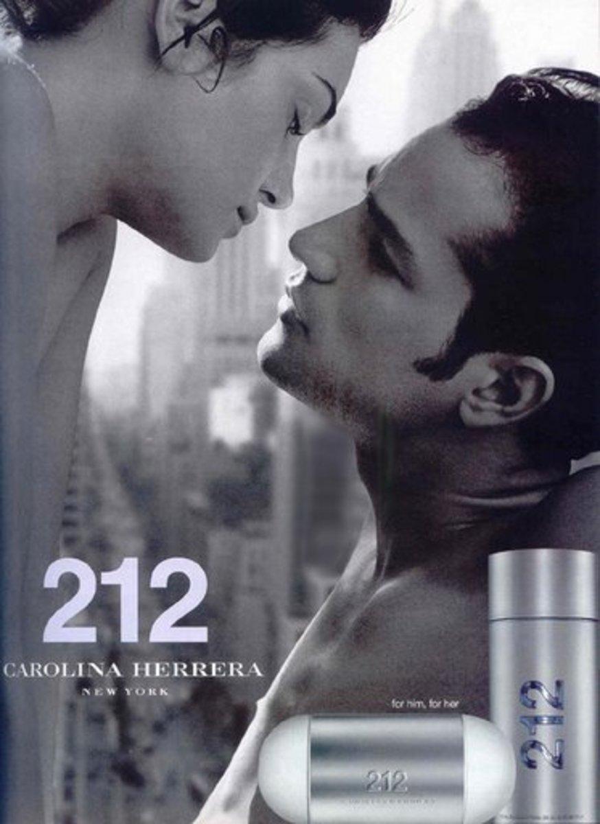 Carolina Herrera 212 (1999)