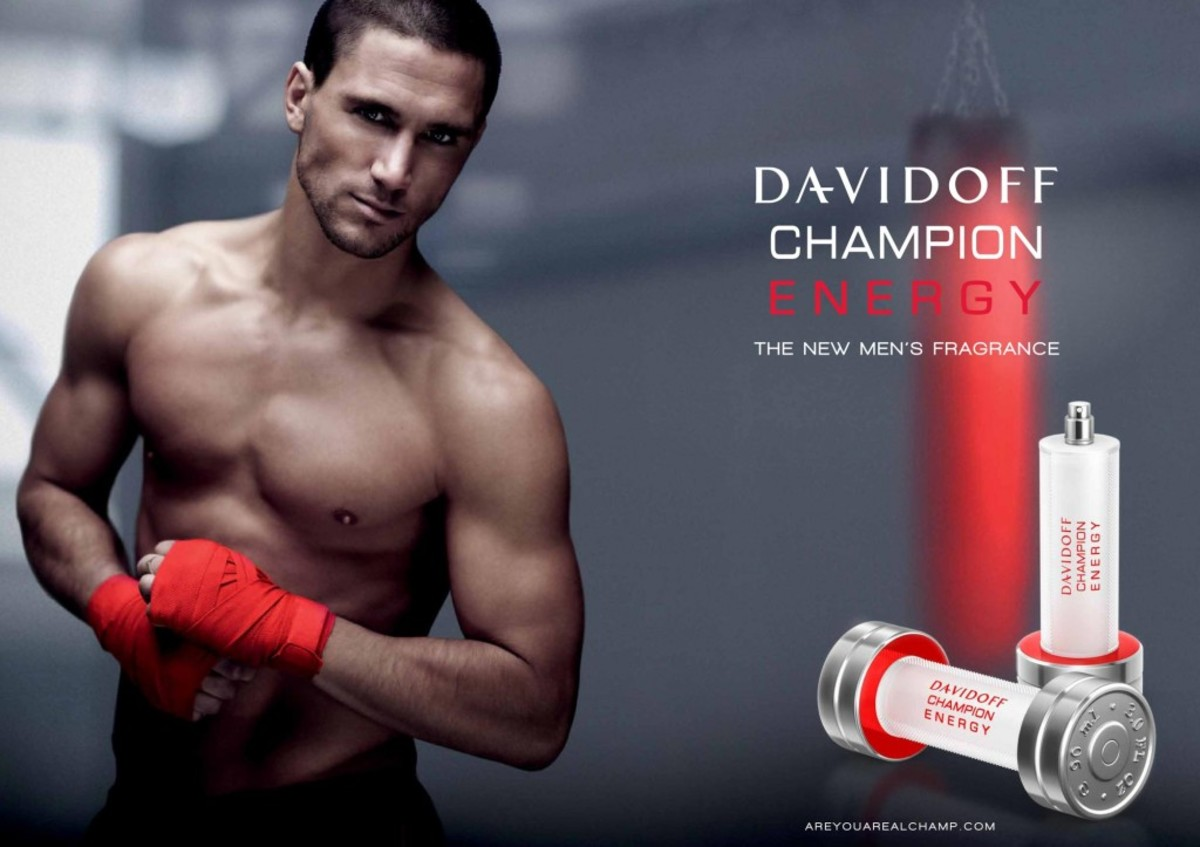 Davidoff Champion Energy (2011)