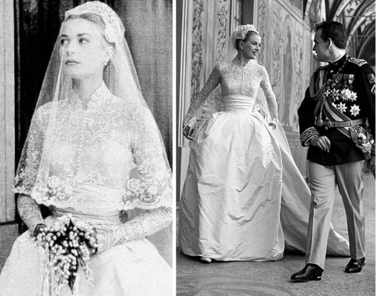 Grace Kelly and Prince Rainier of Monaco Circa 1950s