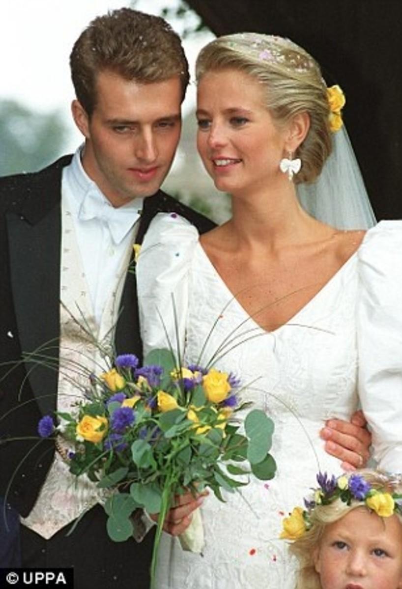 Wedding Gown Circa 1990