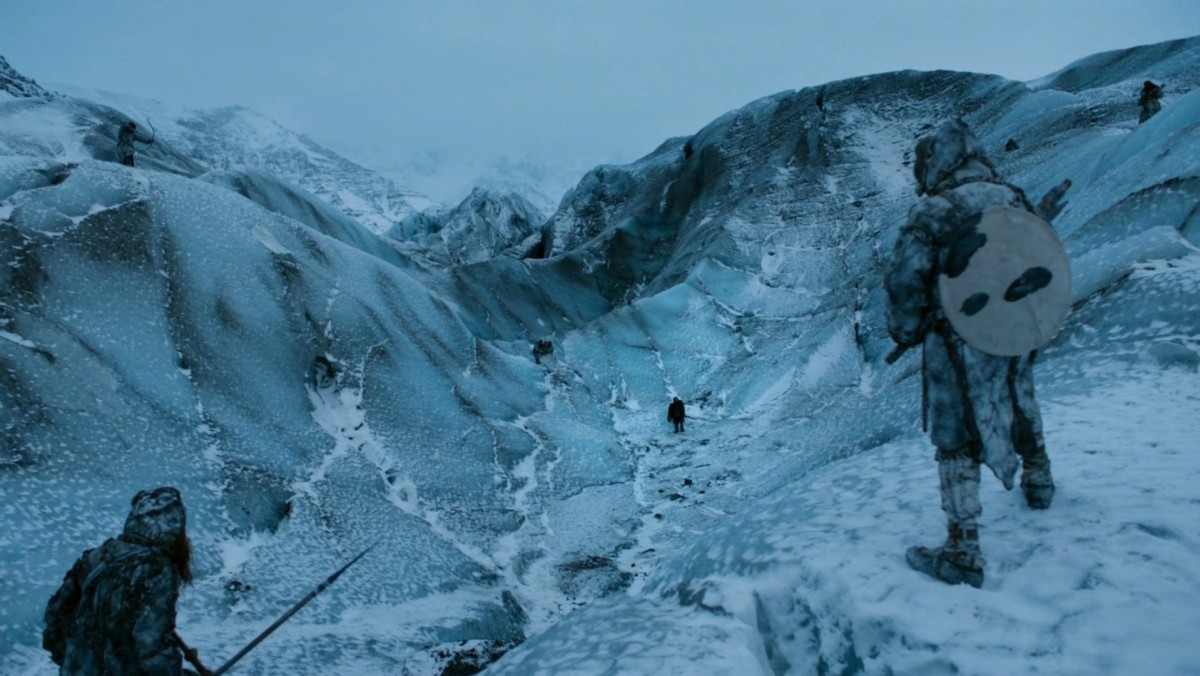 Scenes from Beyond the Wall