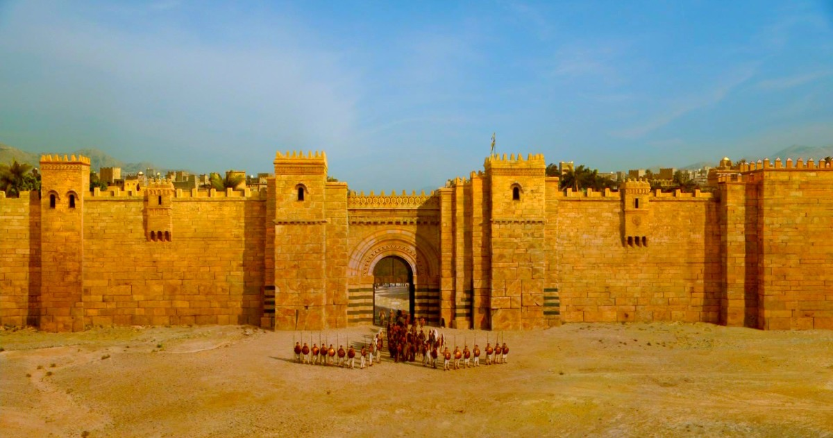 Walls of Qarth