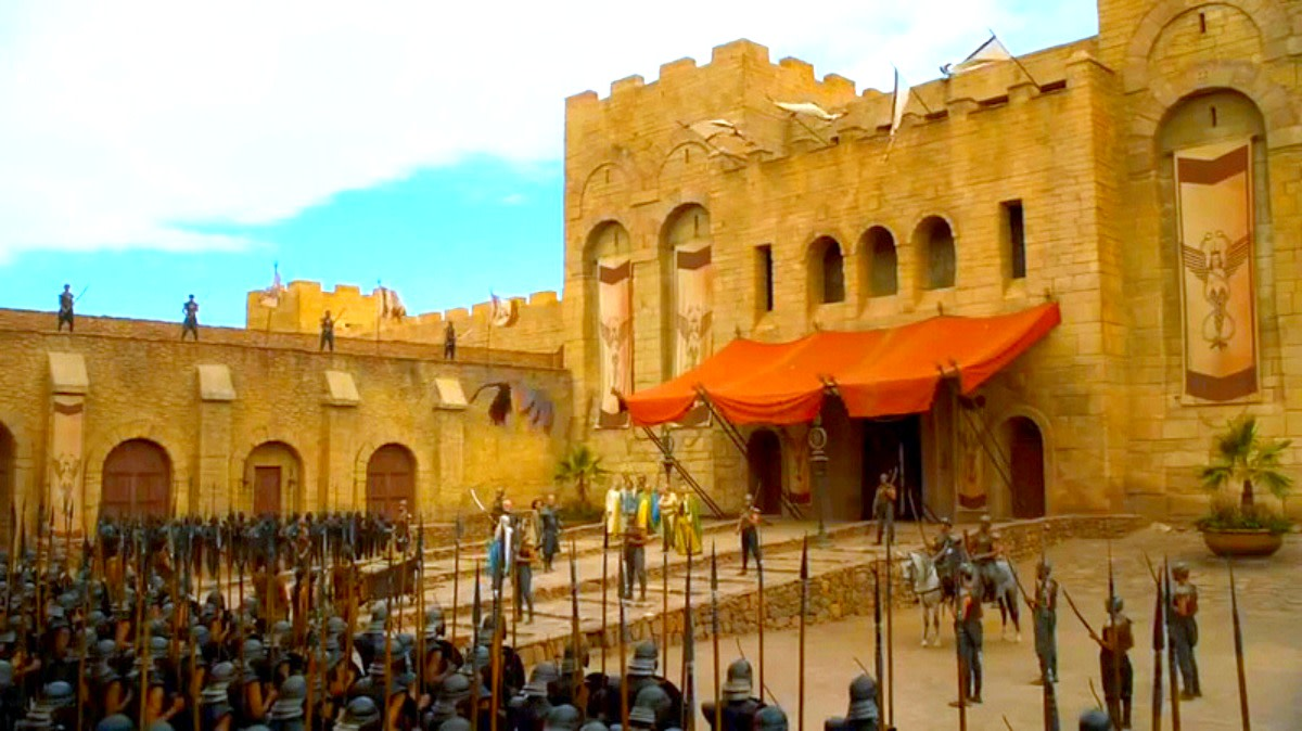 Gates of Qarth