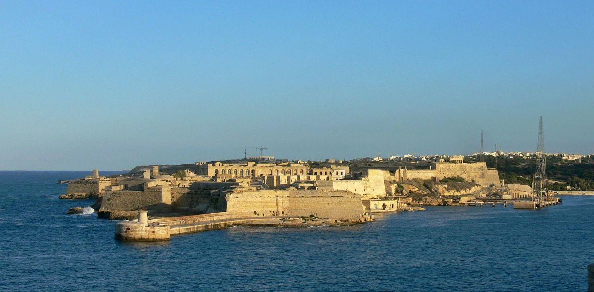 Fort Ricasoli, Malta