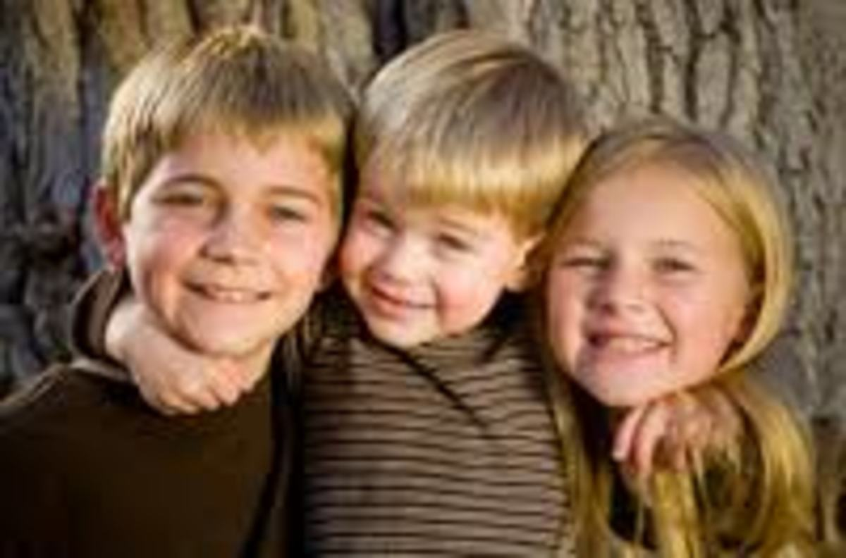 Smart parents realize the futility of treating children either differentially or preferentially based upon their birth order. Children are to be treated equally,given the prerequisite love and responsibilities in order to develop into mature  adults.
