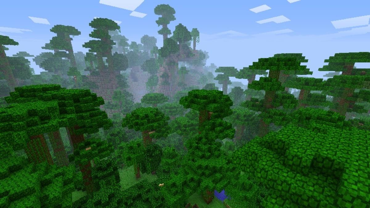 Minecraft jungle seed list 1.6.4 (videos)