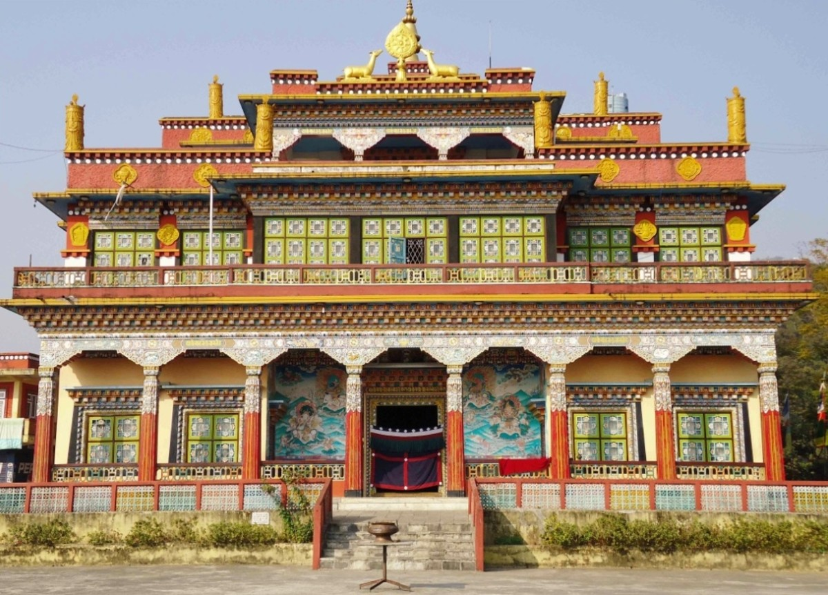 Buddhist Temples and Monasteries in Nepal