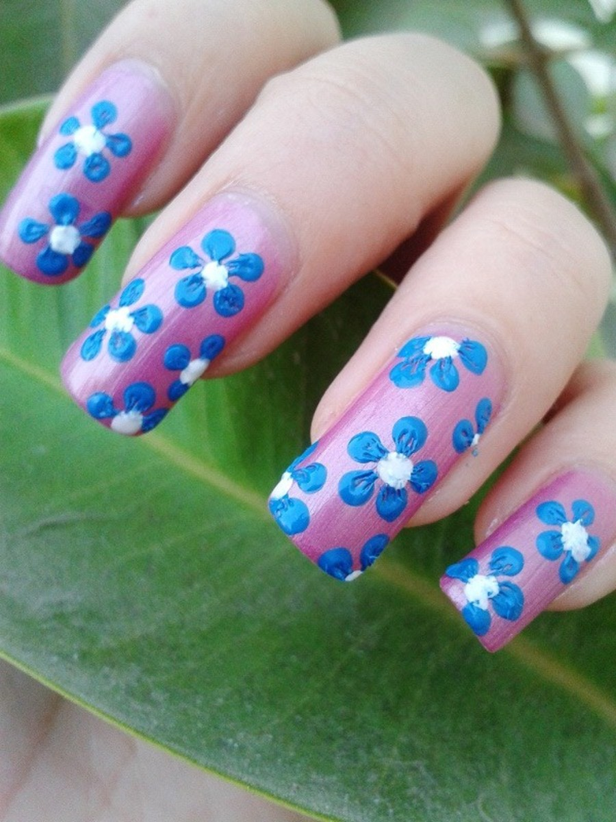 DIY Nail Art techniques 2017: What You Can Do With Nail Dotting Tool