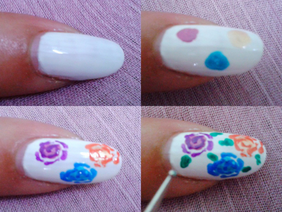 diy-nail-art-techniques-2013-what-you-can-do-with-nail-dotting-tool