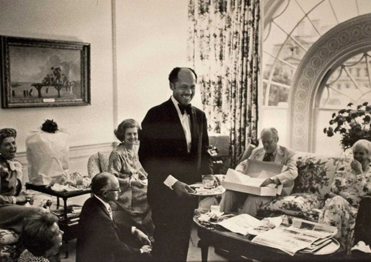 Eugene Allen, The Butler