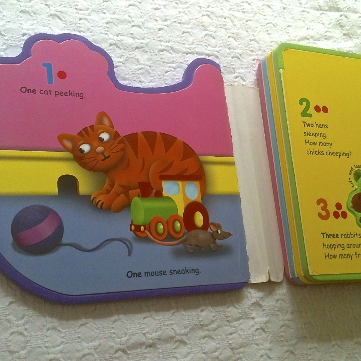 How to Repair The Spine of a Child's Board Book