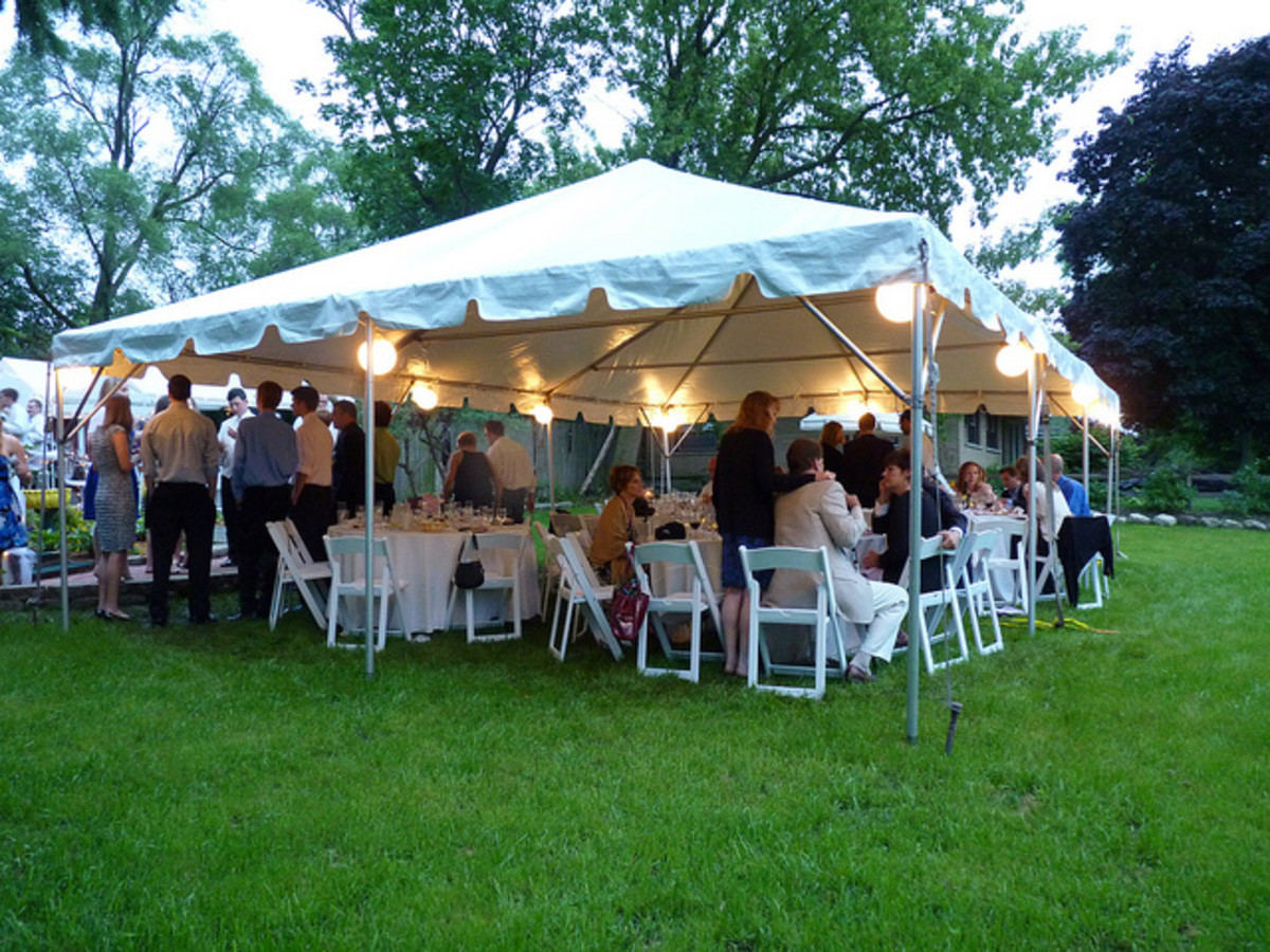Wedding Rentals: What's Available and What They Cost