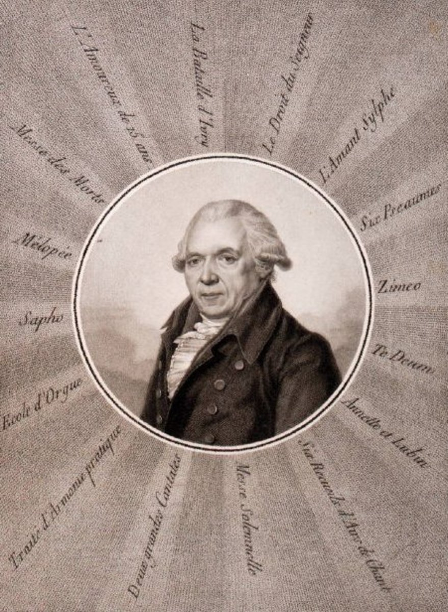 Picture of Jean Paul Égide Martini