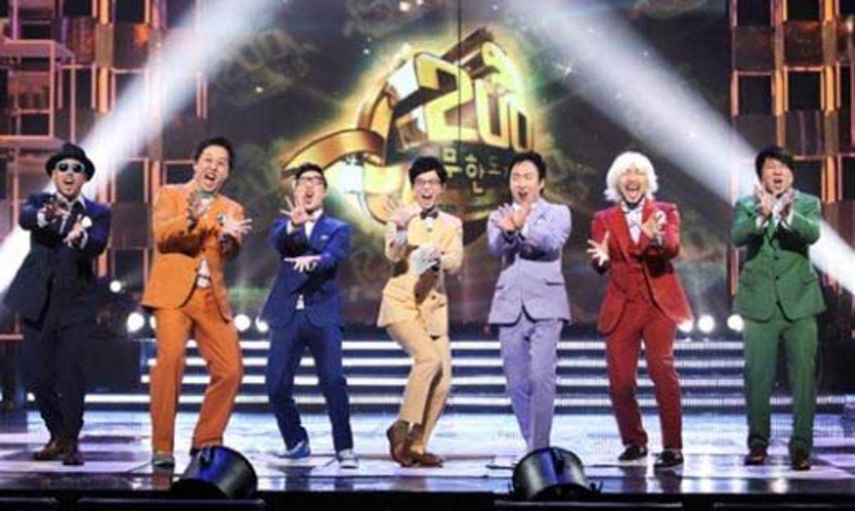 Infinity Challenge vs 1N2D vs Running Man (Part 1)