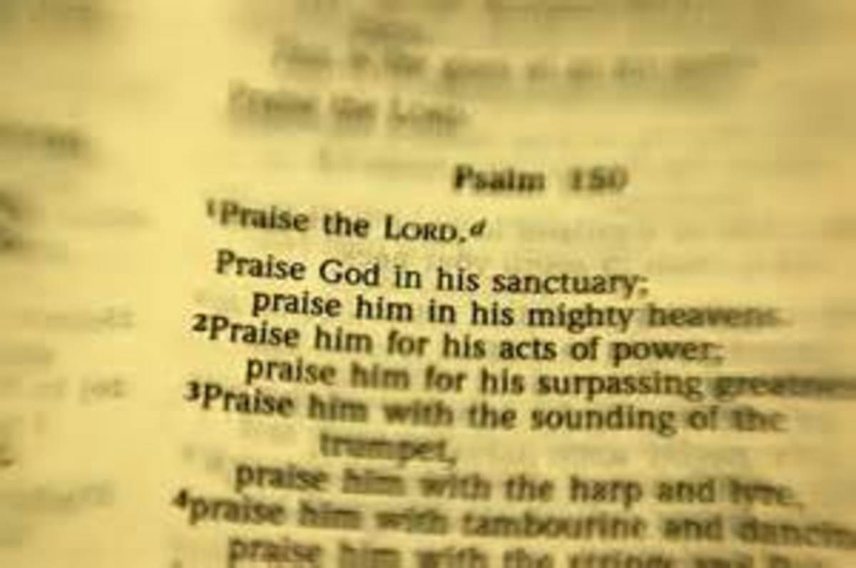 "Let everyone that breathes ""Praise the Lord"" whisper it, shout it, and sing it, intentionally purpose to worship Him"