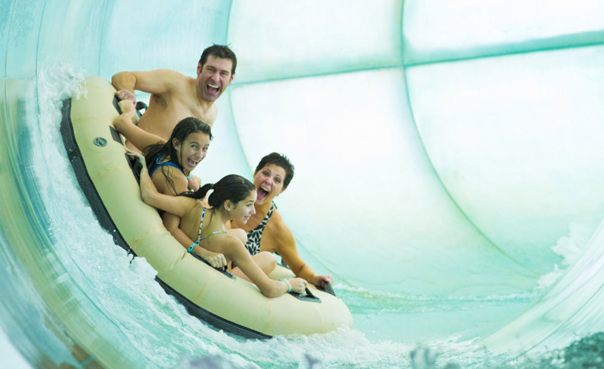 Great Wolf Lodge Charlotte-Concord's Water Park