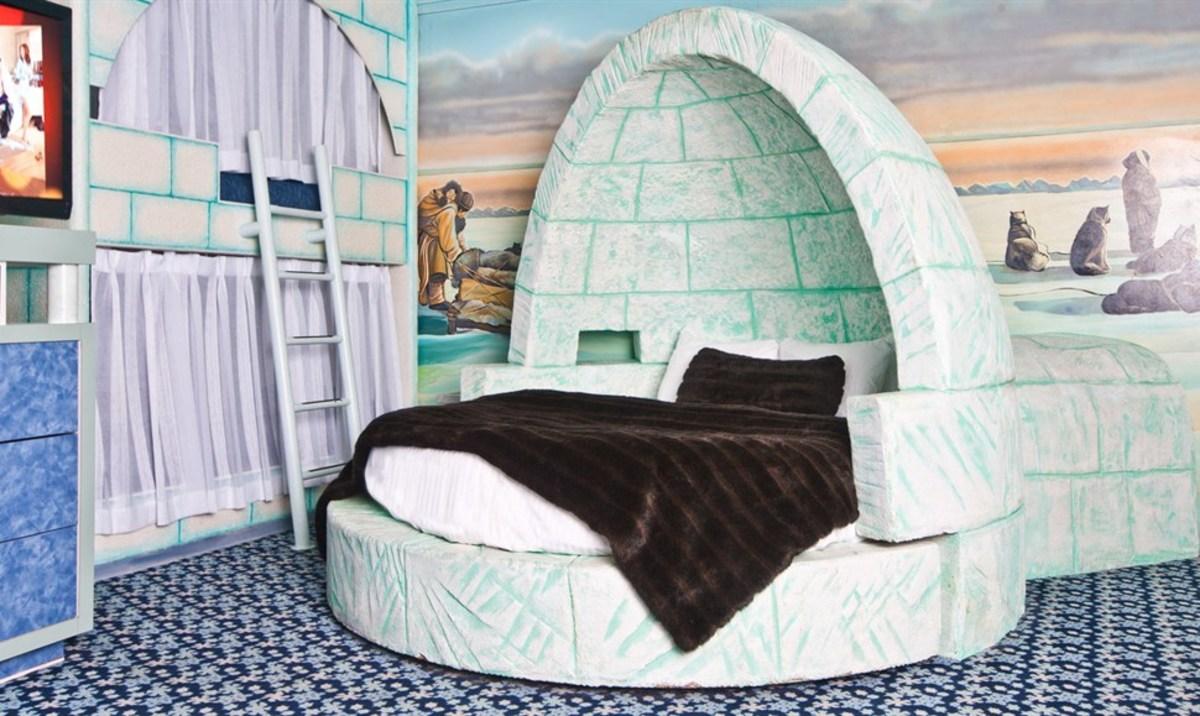 Igloo Luxury Theme
